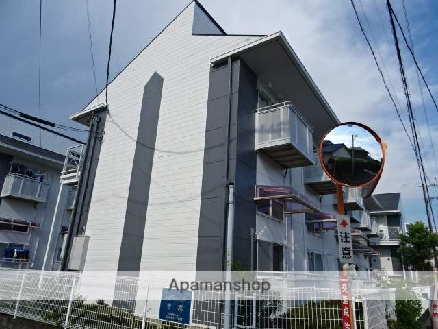 静岡県藤枝市、藤枝駅静鉄バスバス10分大新島停下車後徒歩3分の築24年 2階建の賃貸アパート
