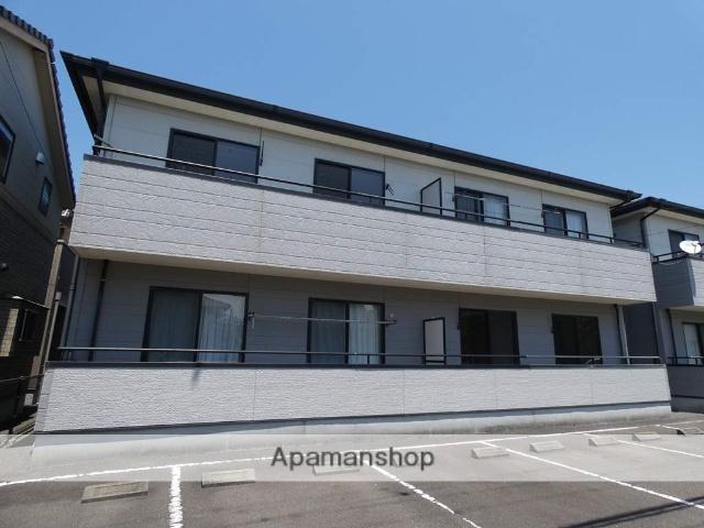 静岡県焼津市、焼津駅バス20分小川南下車後徒歩3分の築13年 2階建の賃貸アパート