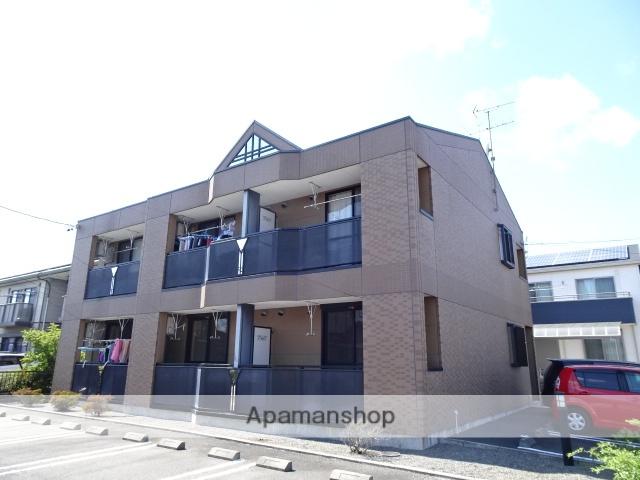 静岡県焼津市、焼津駅徒歩13分の築10年 2階建の賃貸アパート