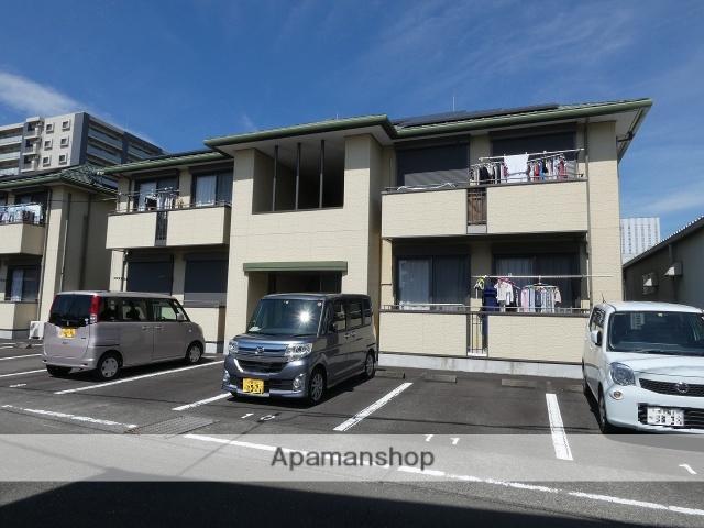 静岡県藤枝市、藤枝駅徒歩5分の築16年 2階建の賃貸アパート