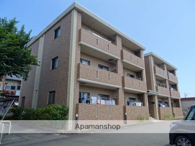 静岡県焼津市、焼津駅徒歩21分の築6年 3階建の賃貸マンション
