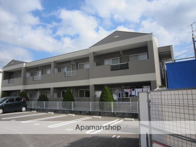 静岡県焼津市、西焼津駅徒歩25分の築24年 2階建の賃貸アパート