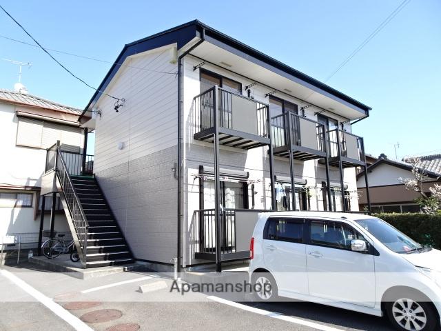 静岡県焼津市、西焼津駅徒歩6分の築12年 2階建の賃貸アパート