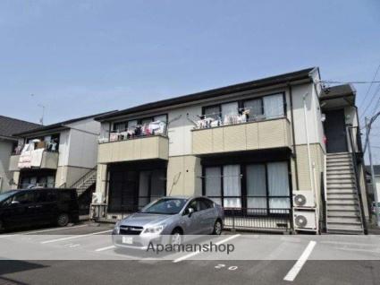 静岡県藤枝市、藤枝駅徒歩11分の築17年 2階建の賃貸アパート