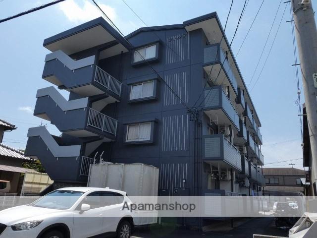 静岡県藤枝市、藤枝駅徒歩10分の築19年 4階建の賃貸マンション