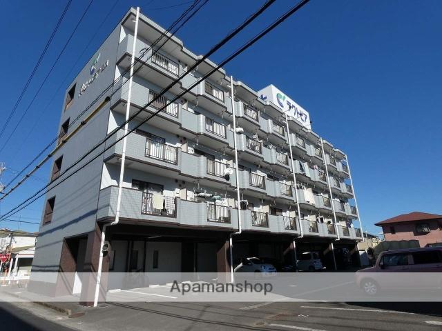 静岡県藤枝市、藤枝駅徒歩18分の築27年 5階建の賃貸マンション
