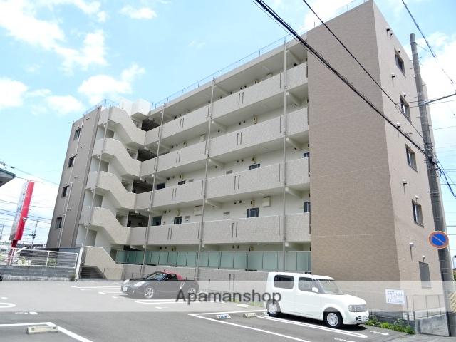 静岡県藤枝市、藤枝駅徒歩8分の築3年 5階建の賃貸マンション