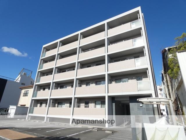 静岡県焼津市、焼津駅徒歩4分の築5年 5階建の賃貸マンション