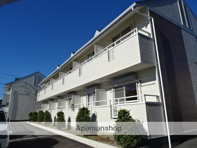 静岡県焼津市、西焼津駅徒歩8分の築27年 2階建の賃貸アパート