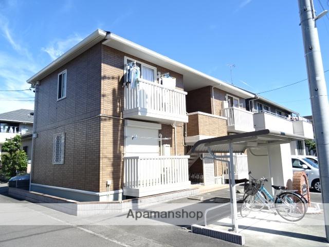静岡県焼津市、焼津駅徒歩15分の築8年 2階建の賃貸アパート