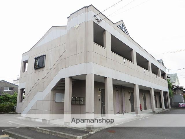 静岡県焼津市、西焼津駅徒歩19分の築13年 2階建の賃貸アパート