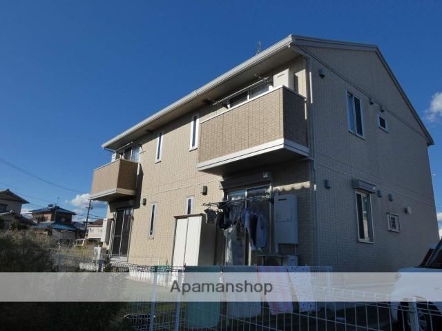 静岡県焼津市、西焼津駅徒歩23分の築3年 2階建の賃貸アパート