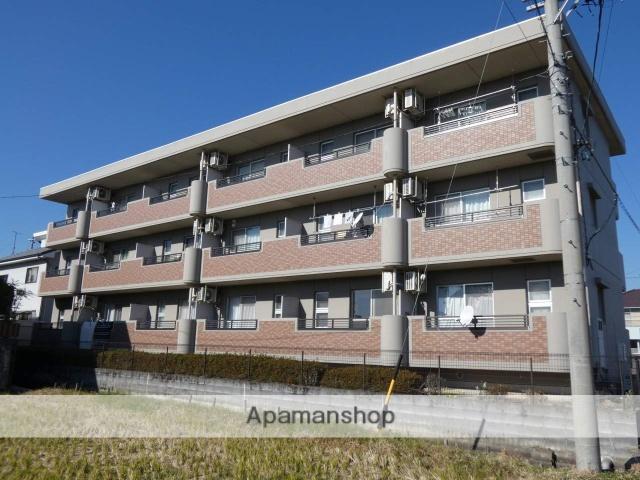 静岡県焼津市、西焼津駅徒歩10分の築17年 3階建の賃貸マンション