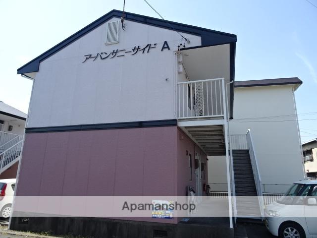 静岡県藤枝市、藤枝駅徒歩12分の築28年 2階建の賃貸アパート