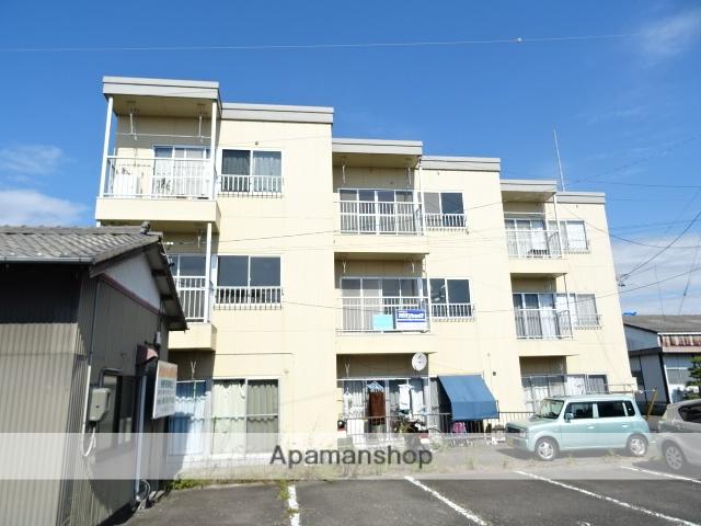 静岡県藤枝市、藤枝駅徒歩10分の築32年 3階建の賃貸マンション