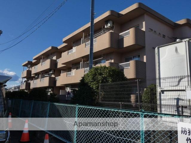 静岡県焼津市、西焼津駅徒歩7分の築20年 3階建の賃貸マンション