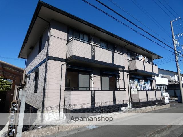 静岡県焼津市、焼津駅徒歩11分の築18年 2階建の賃貸アパート