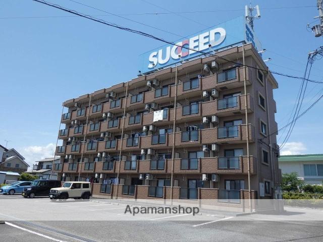 静岡県藤枝市、藤枝駅徒歩21分の築12年 5階建の賃貸マンション