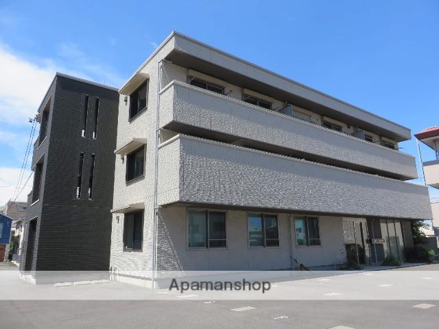 静岡県藤枝市、藤枝駅徒歩7分の築8年 3階建の賃貸マンション