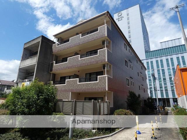 静岡県藤枝市、藤枝駅徒歩1分の築17年 4階建の賃貸マンション