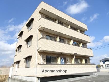静岡県榛原郡吉田町の築12年 3階建の賃貸アパート