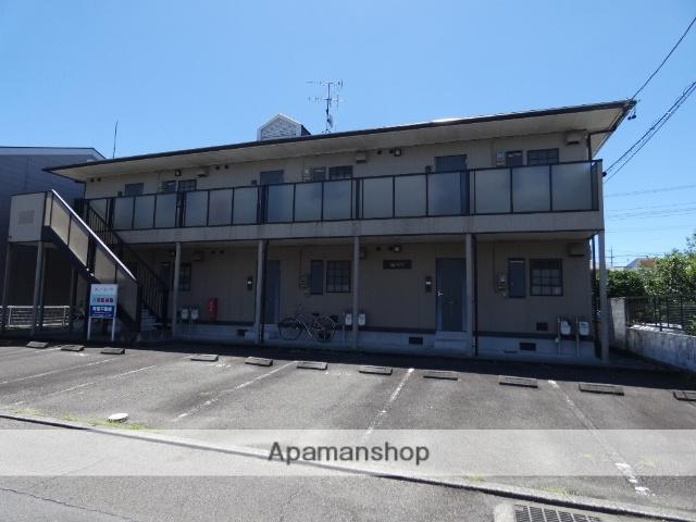 静岡県藤枝市、藤枝駅徒歩12分の築19年 2階建の賃貸アパート