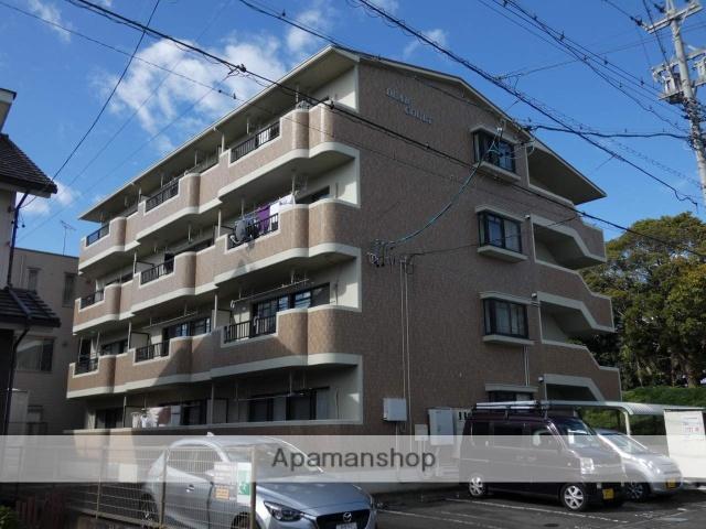 静岡県焼津市、焼津駅徒歩13分の築22年 4階建の賃貸マンション
