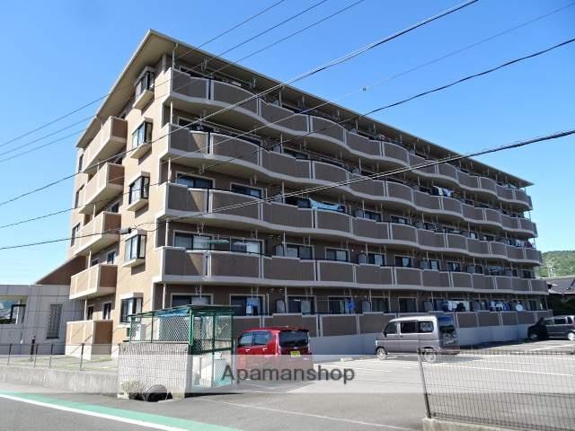 静岡県島田市、五和駅徒歩15分の築17年 5階建の賃貸マンション