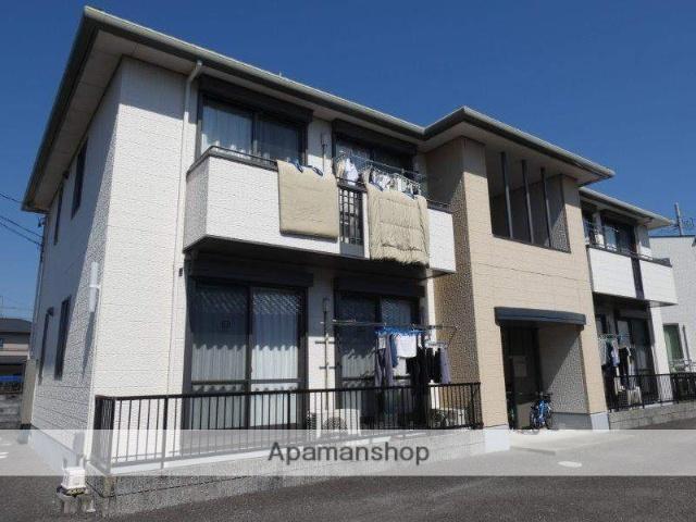 静岡県藤枝市、藤枝駅徒歩8分の築15年 2階建の賃貸アパート
