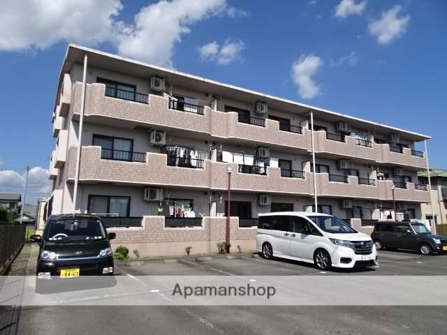 静岡県島田市、六合駅徒歩20分の築16年 3階建の賃貸マンション