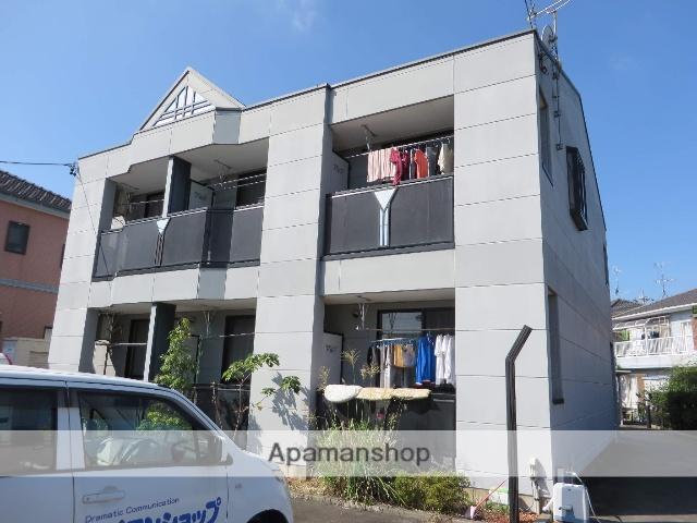 静岡県藤枝市、藤枝駅徒歩24分の築9年 2階建の賃貸アパート
