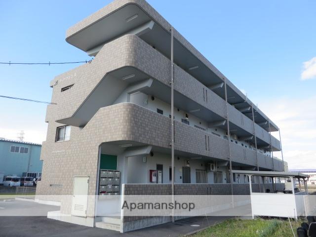 静岡県藤枝市、西焼津駅徒歩18分の築8年 3階建の賃貸マンション