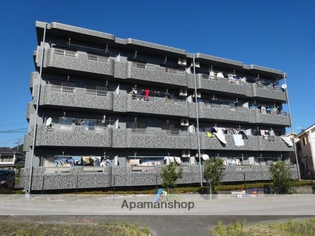 静岡県島田市、六合駅徒歩15分の築14年 4階建の賃貸マンション