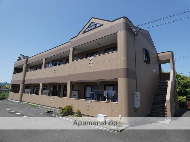 静岡県島田市、島田駅徒歩18分の築13年 2階建の賃貸アパート