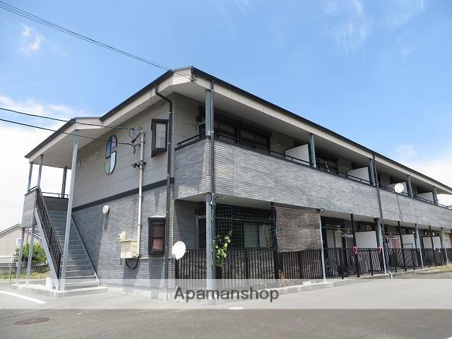 静岡県榛原郡吉田町の築17年 2階建の賃貸アパート