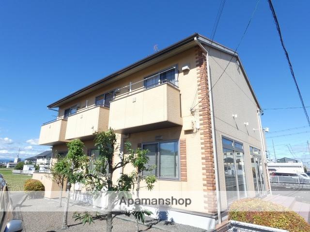 静岡県榛原郡吉田町の築11年 2階建の賃貸アパート
