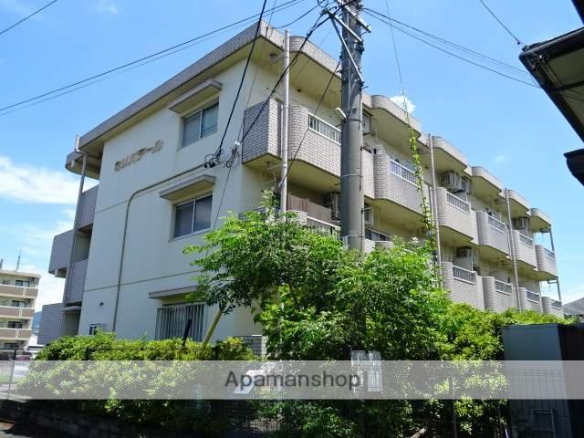 静岡県焼津市、西焼津駅徒歩13分の築22年 3階建の賃貸マンション