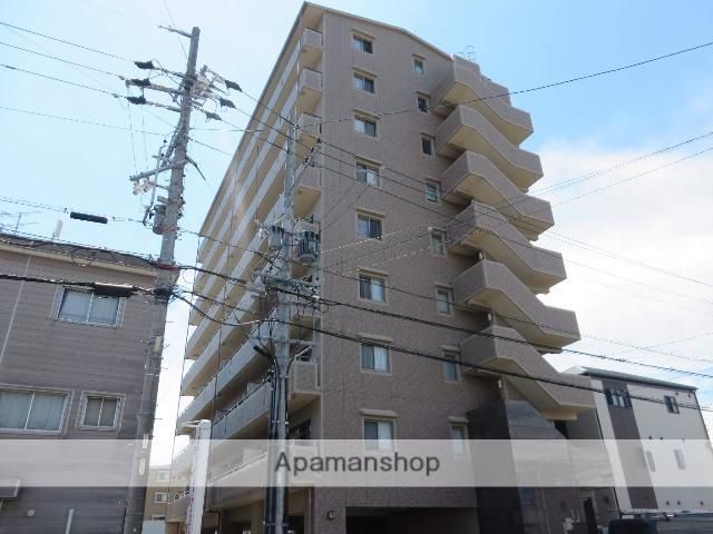 静岡県藤枝市、藤枝駅徒歩6分の築5年 9階建の賃貸マンション