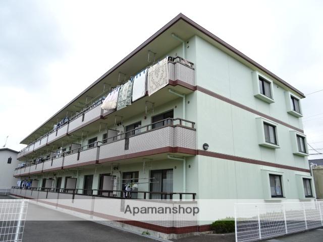 静岡県藤枝市、藤枝駅徒歩11分の築18年 3階建の賃貸マンション