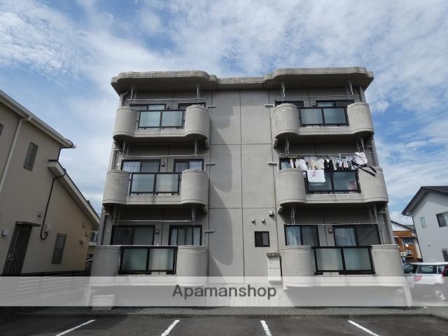 静岡県焼津市、焼津駅徒歩15分の築10年 3階建の賃貸マンション