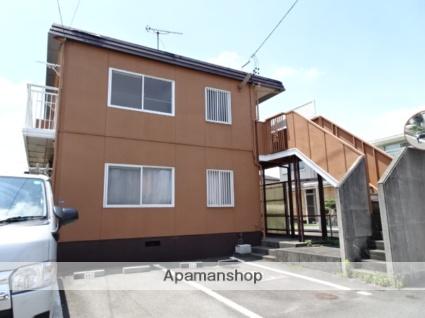 静岡県藤枝市、藤枝駅徒歩14分の築29年 2階建の賃貸アパート