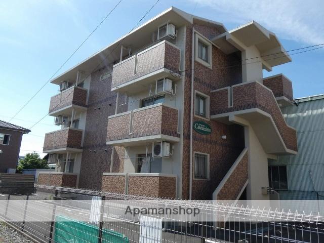 静岡県焼津市、焼津駅徒歩19分の築9年 3階建の賃貸マンション