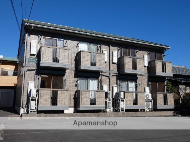 静岡県焼津市、焼津駅徒歩10分の築10年 2階建の賃貸アパート