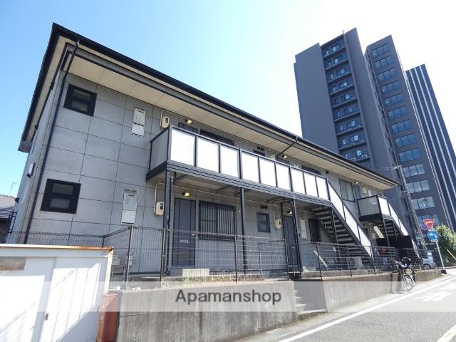静岡県藤枝市、藤枝駅徒歩5分の築19年 2階建の賃貸アパート