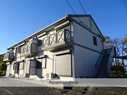 静岡県藤枝市、西焼津駅徒歩18分の築23年 2階建の賃貸アパート