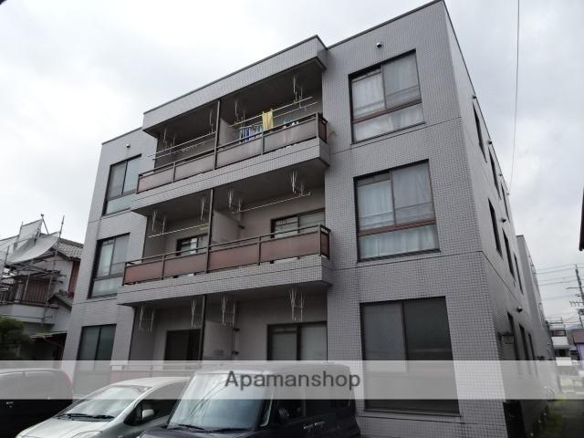 静岡県焼津市、焼津駅徒歩5分の築26年 3階建の賃貸マンション