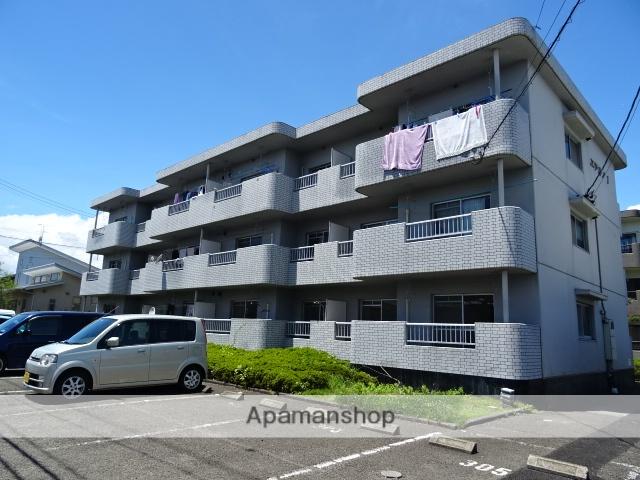 静岡県焼津市、西焼津駅徒歩16分の築24年 3階建の賃貸マンション