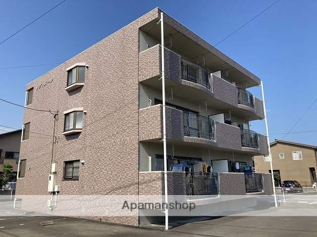 静岡県藤枝市、藤枝駅徒歩13分の築15年 3階建の賃貸マンション