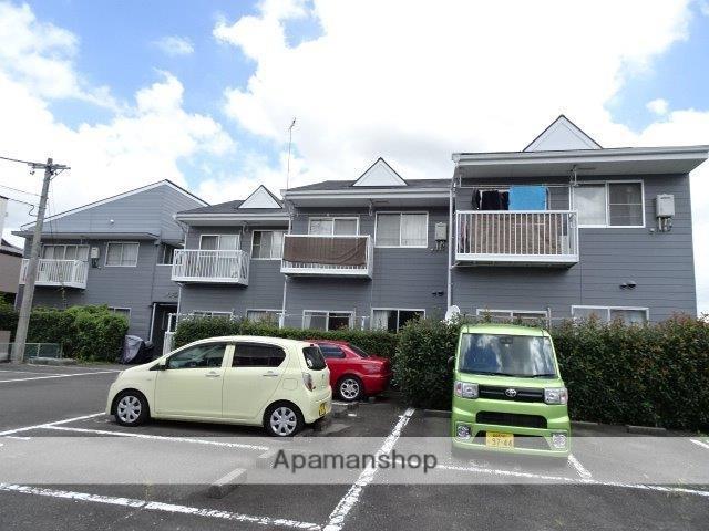 静岡県焼津市、西焼津駅徒歩21分の築28年 2階建の賃貸アパート