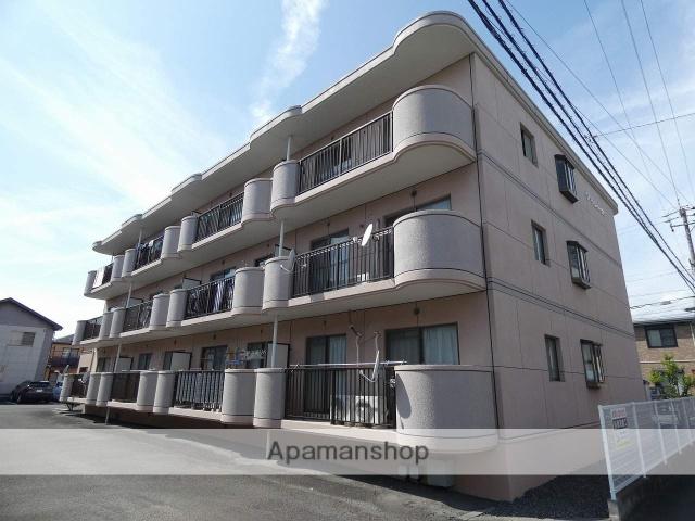 静岡県焼津市、西焼津駅徒歩7分の築21年 3階建の賃貸マンション